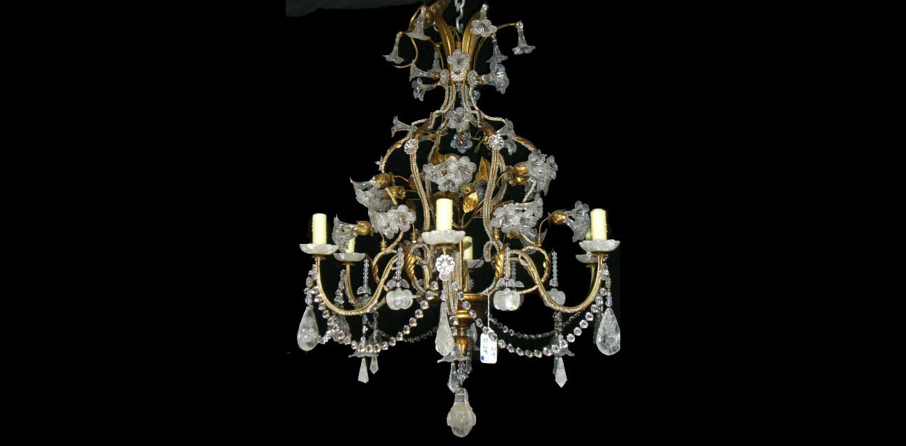Antique Crystal Chandeliers Design Of Your House Its Good Idea Regarding Lead Crystal Chandeliers (Image 4 of 15)