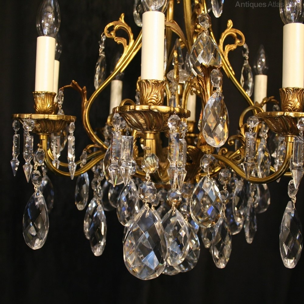 Antique Italian Chandelier Antique Furniture With Regard To Italian Chandeliers (Image 1 of 15)