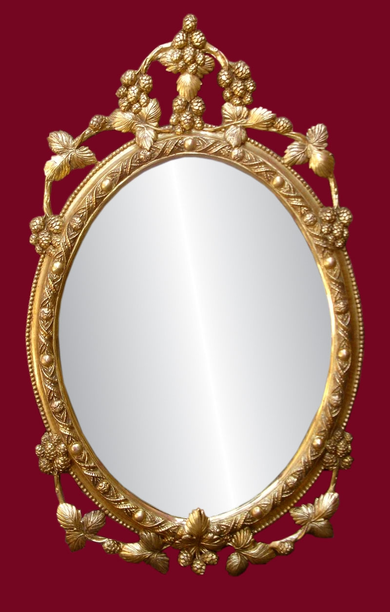 Antique Looking Mirrors Add A Little Classic Touch To Your Room For Old Looking Mirrors (Image 6 of 15)
