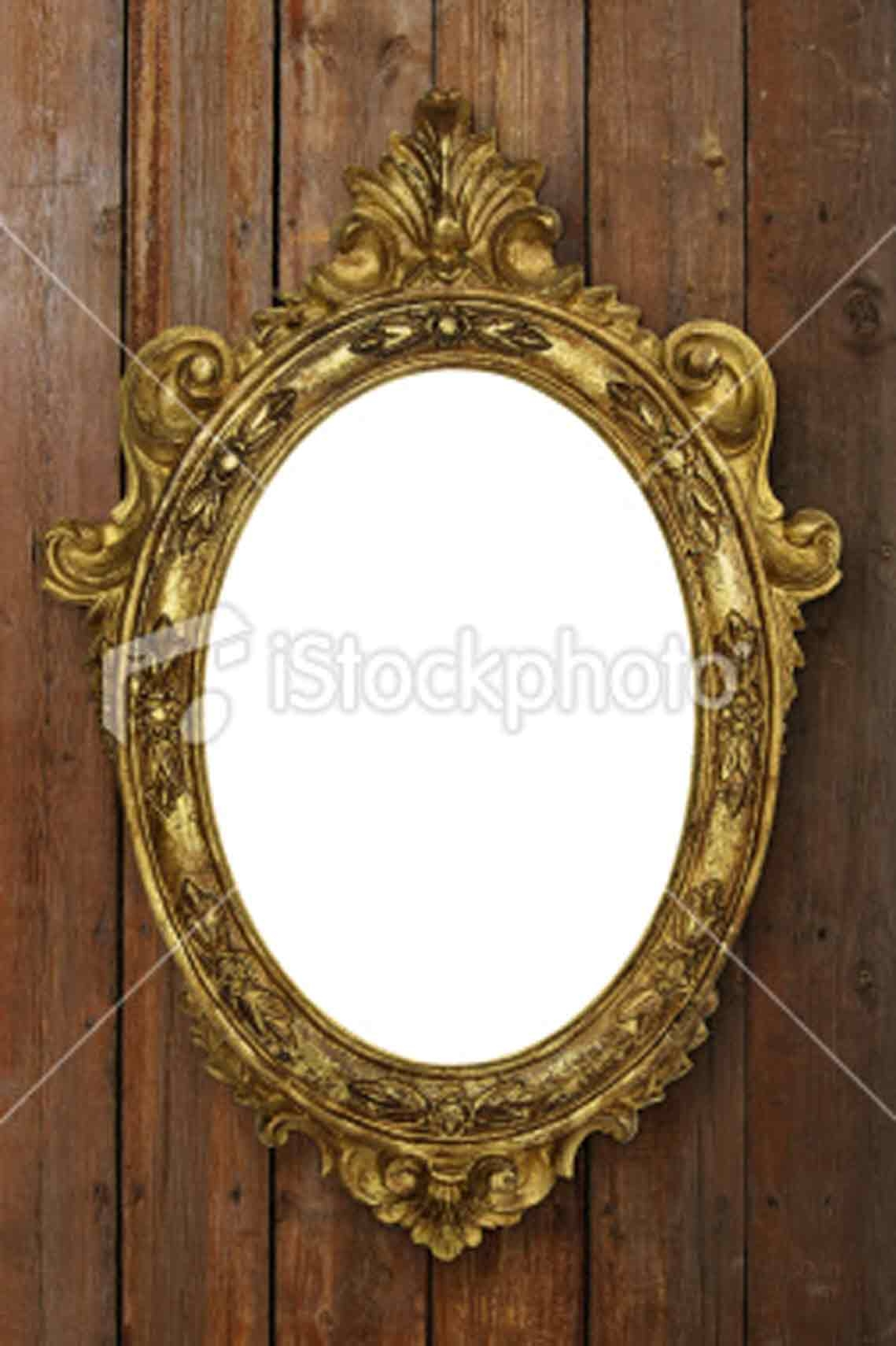 Antique Mirror Frame Best Antique 2017 Inside Old Style Mirror (Image 2 of 15)