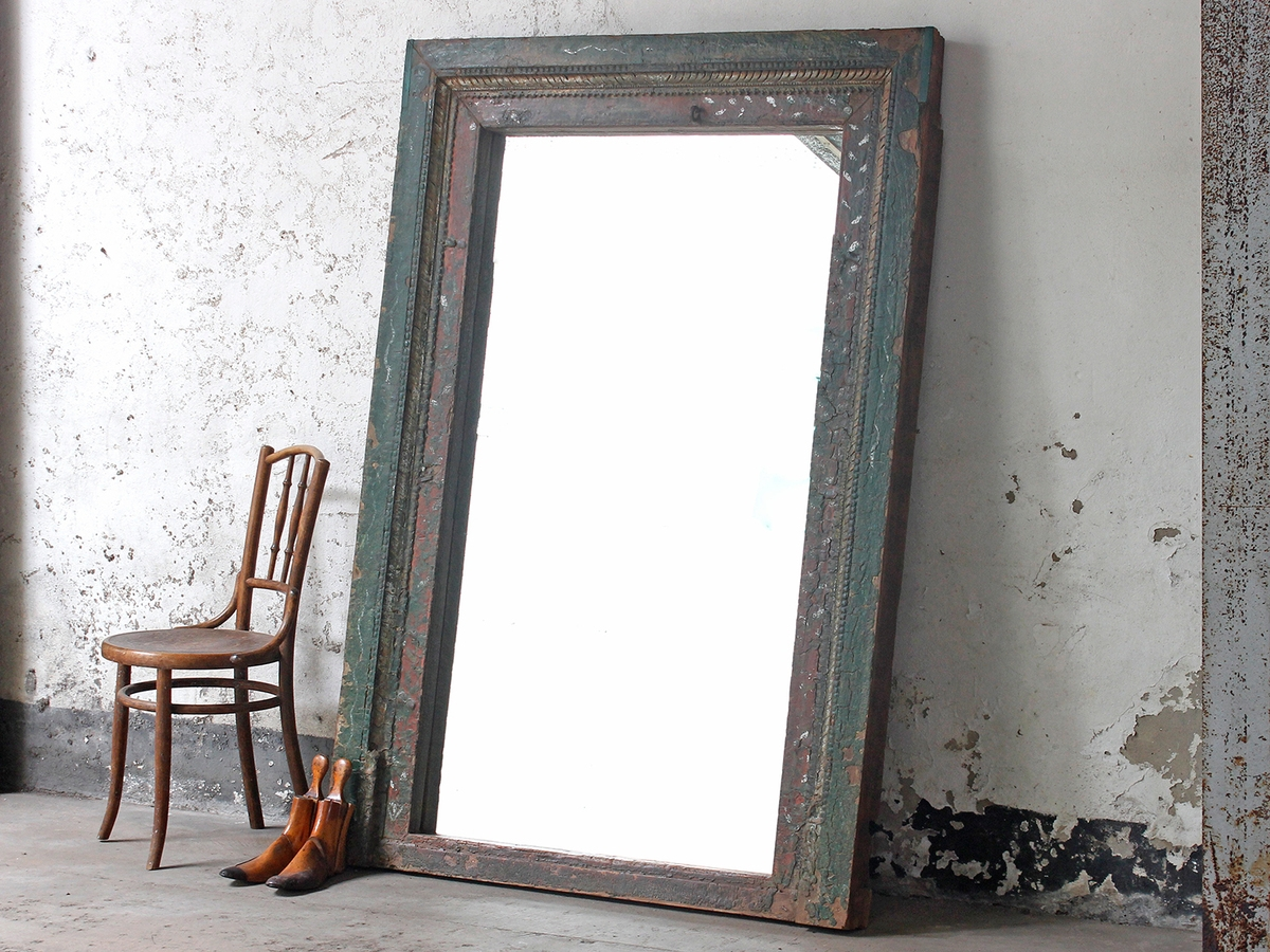 Antique Mirror Sold Scaramanga Pertaining To Large Antiqued Mirror (View 14 of 15)