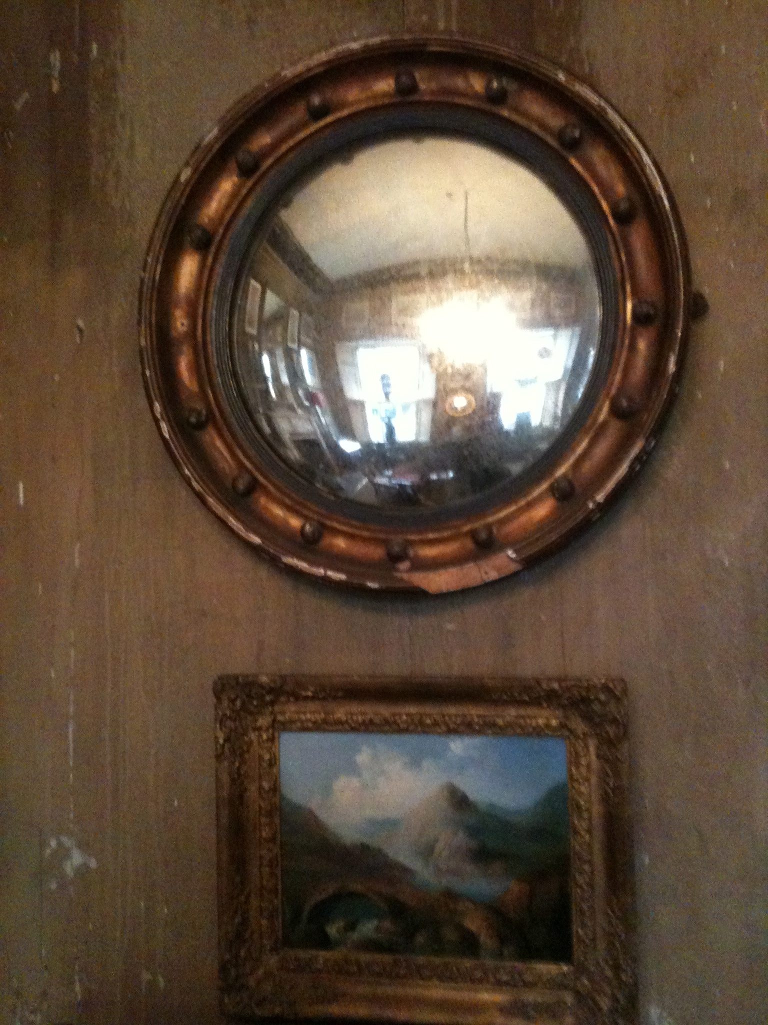 Antique Mirrors At Lasco Vauxhall London Pinterest For Antique Mirrors London (Image 4 of 15)