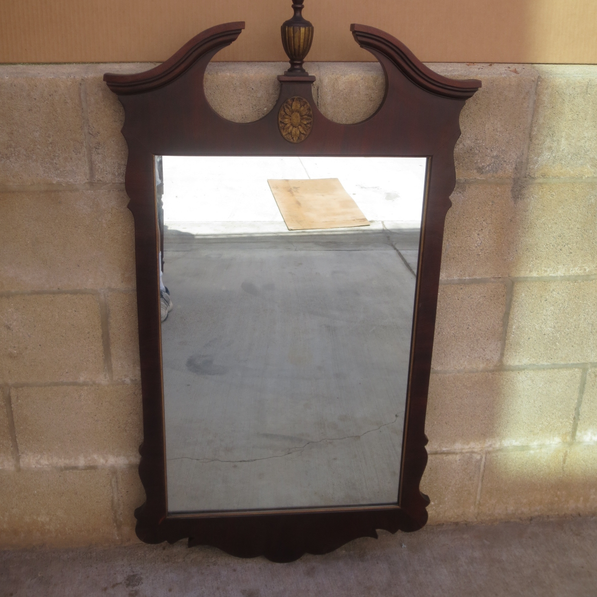 Antique Mirrors Vintage Mirrors Antique Wall Mirrors And French Inside Old Fashioned Wall Mirrors (Image 2 of 15)