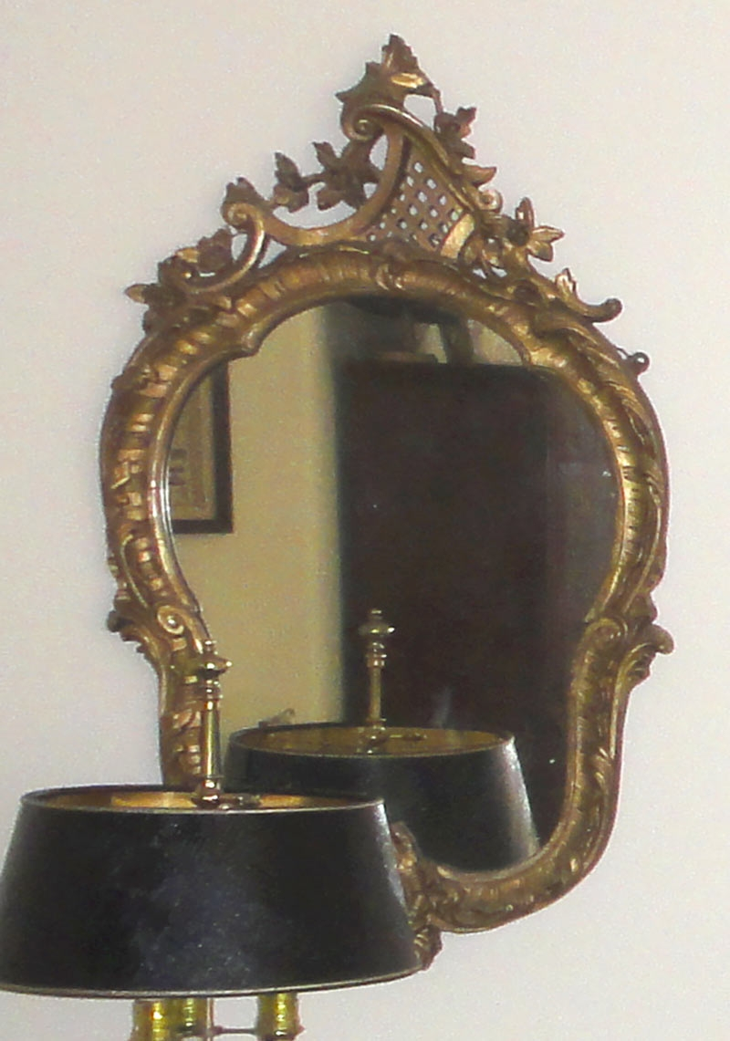 Antique Style Favorite Collections Antique Mirrors With Regard To Old Style Mirror (Image 4 of 15)