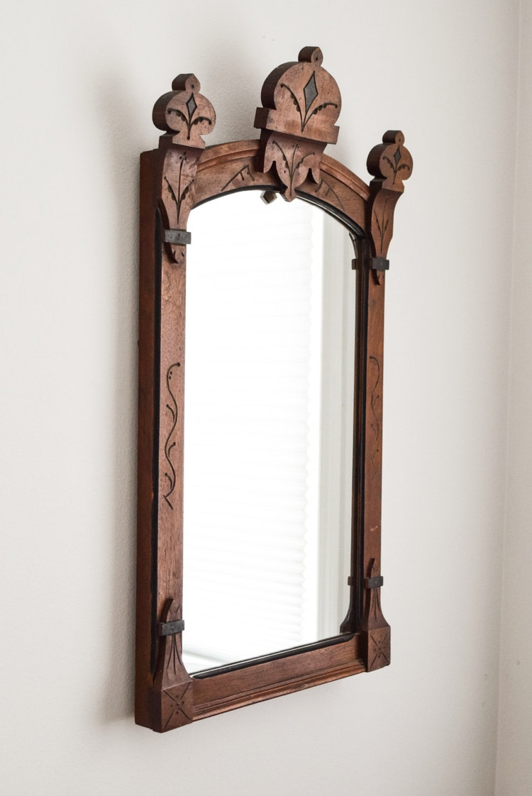 15 Ideas Of Victorian Mirrors Antique Mirror Ideas