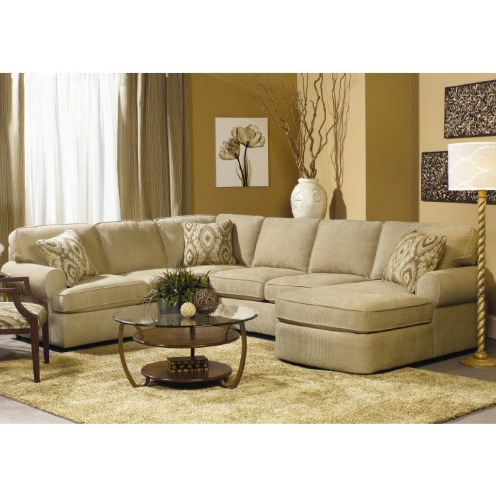 Appealing And Great Craftmaster Sectional Sofa Meant For Home Within Craftmaster  Sectional Sofa (Image 2