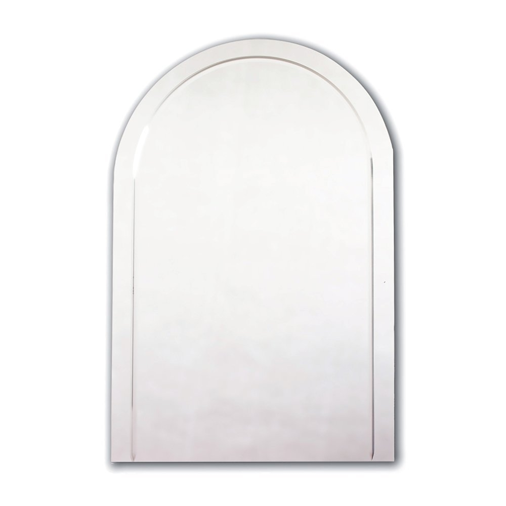 Featured Image of Arched Mirrors Bathroom
