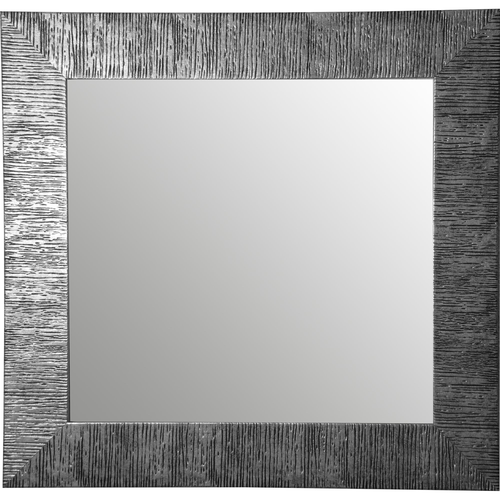 Ariel Square Wall Mirror Reviews Joss Main Pertaining To Square Wall Mirror (Image 1 of 15)