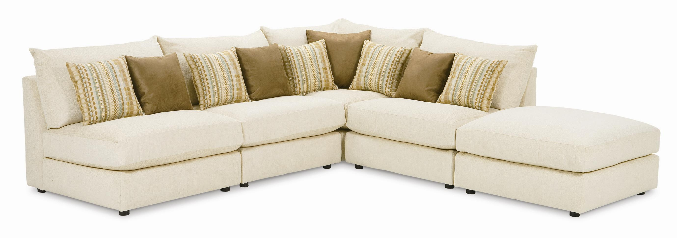 Featured Image of Armless Sectional Sofas