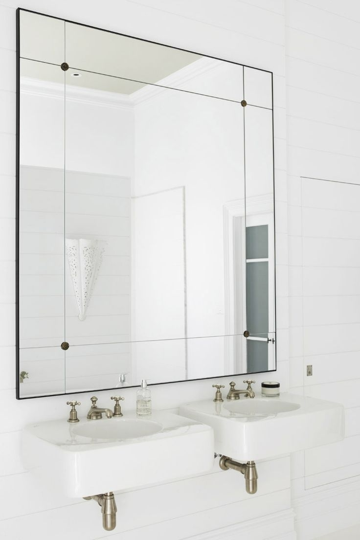Art Deco Bathroom Mirrors Home With Regard To Deco Bathroom Mirror (Image 5 of 15)
