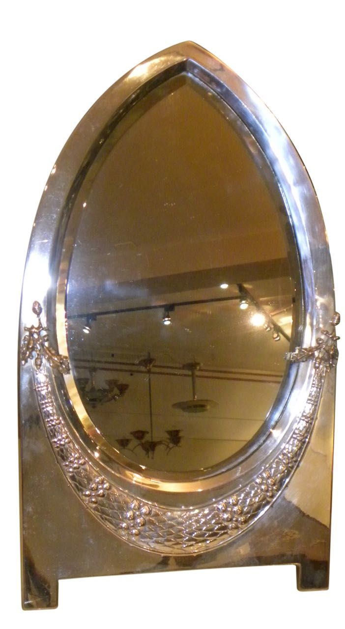 Art Deco Mirrors For Sale Art Deco Collection With Art Nouveau Mirrors For Sale (View 6 of 15)