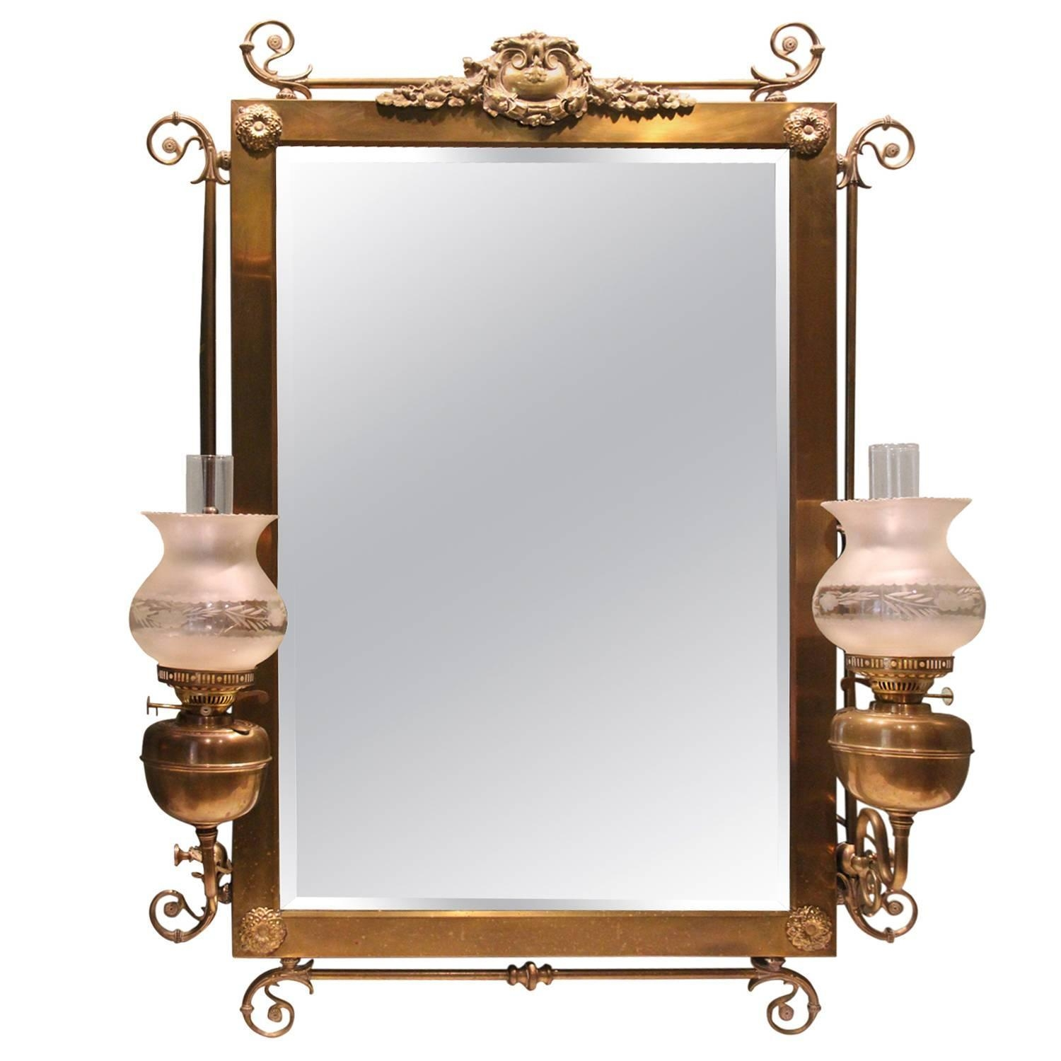 Featured Image of Mirror Art Nouveau
