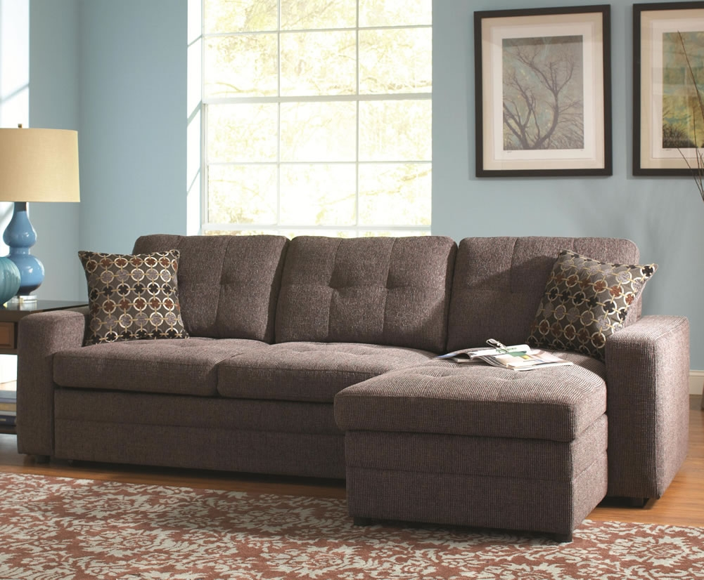 Astonishing Small Sectional Sofa Bed 3447 Furniture Best Pertaining To Cool Small Sofas (Image 3 of 15)