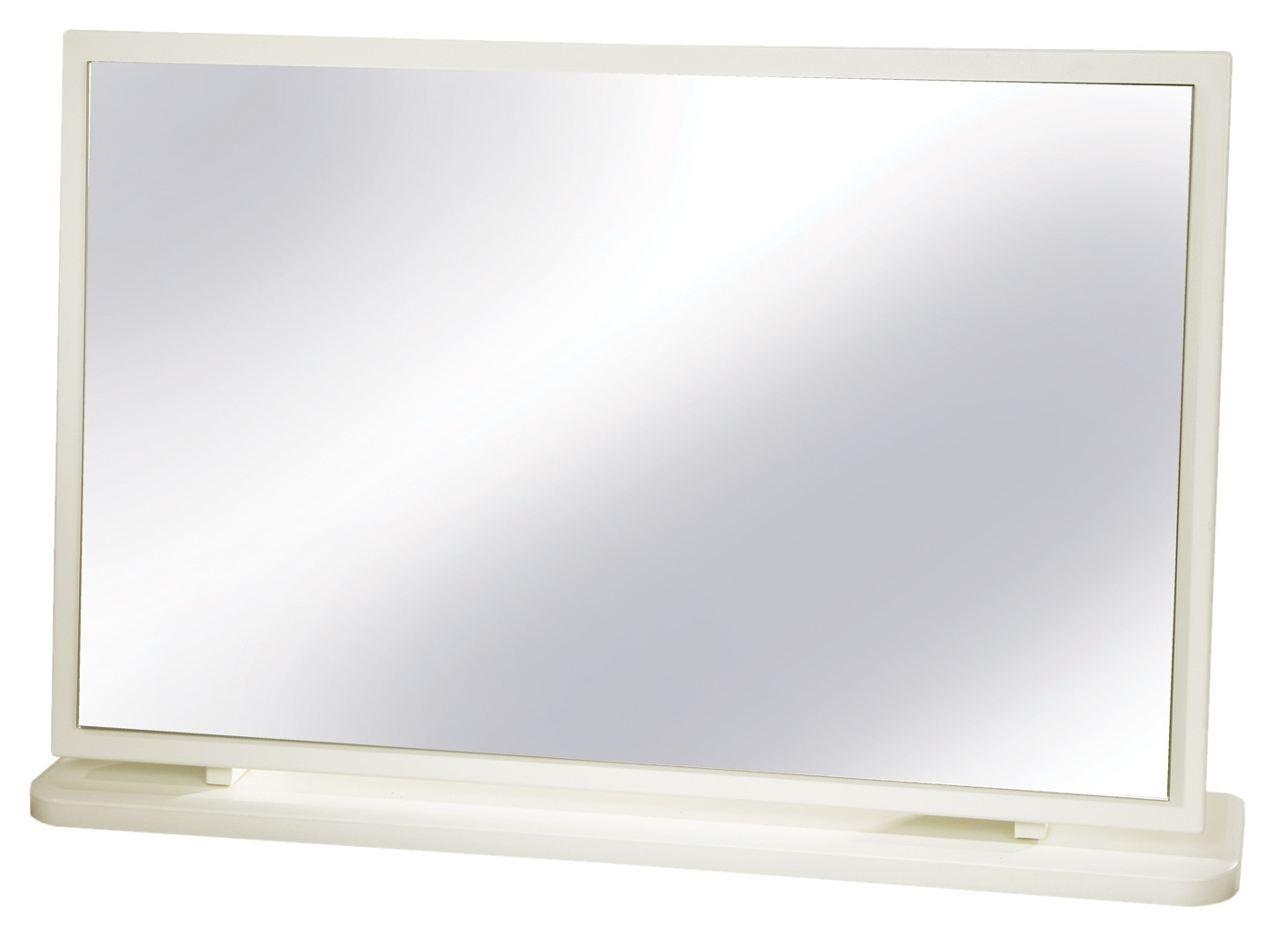Avalon Cream Large Dressing Table Mirror Default Store View With Regard To Large Cream Mirror (Image 1 of 15)