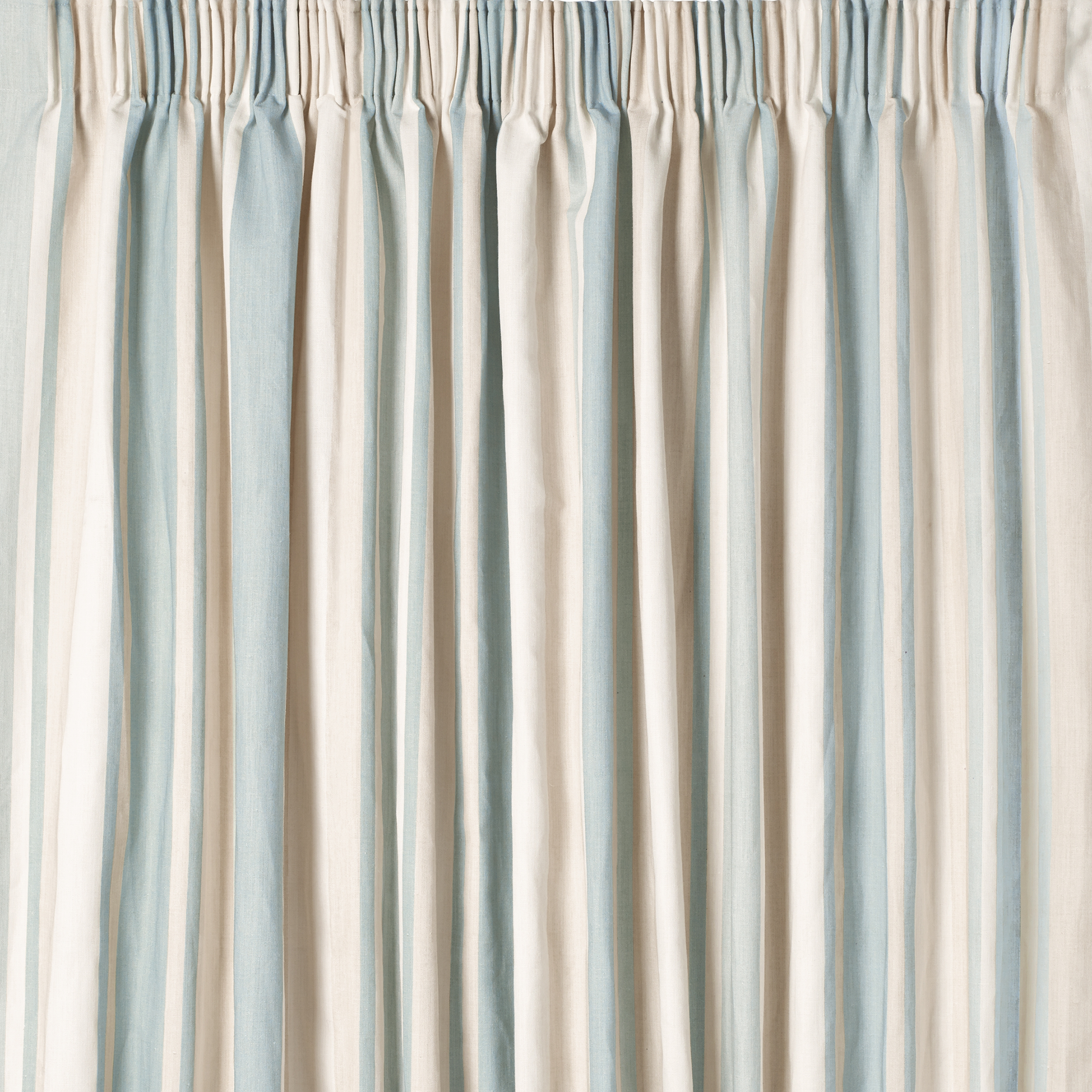 Awning Stripe Duck Egg Ready Made Curtains At Laura Ashley Intended For Duck Egg Blue Striped Curtains (Image 4 of 15)