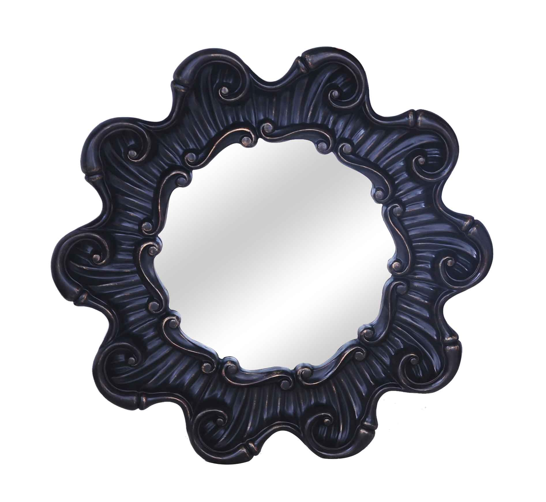 Baroque Mirror Frames Baroque Mirror Frames Suppliers And With Regard To Cheap Baroque Mirror (Image 3 of 15)