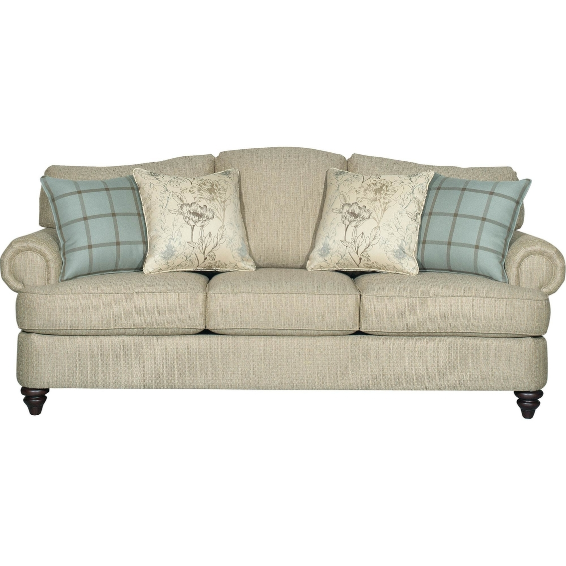 Bassett Xpress2u Barclay Sofa Sofas Couches Home For Bassett Sofa Bed (Image 3 of 15)