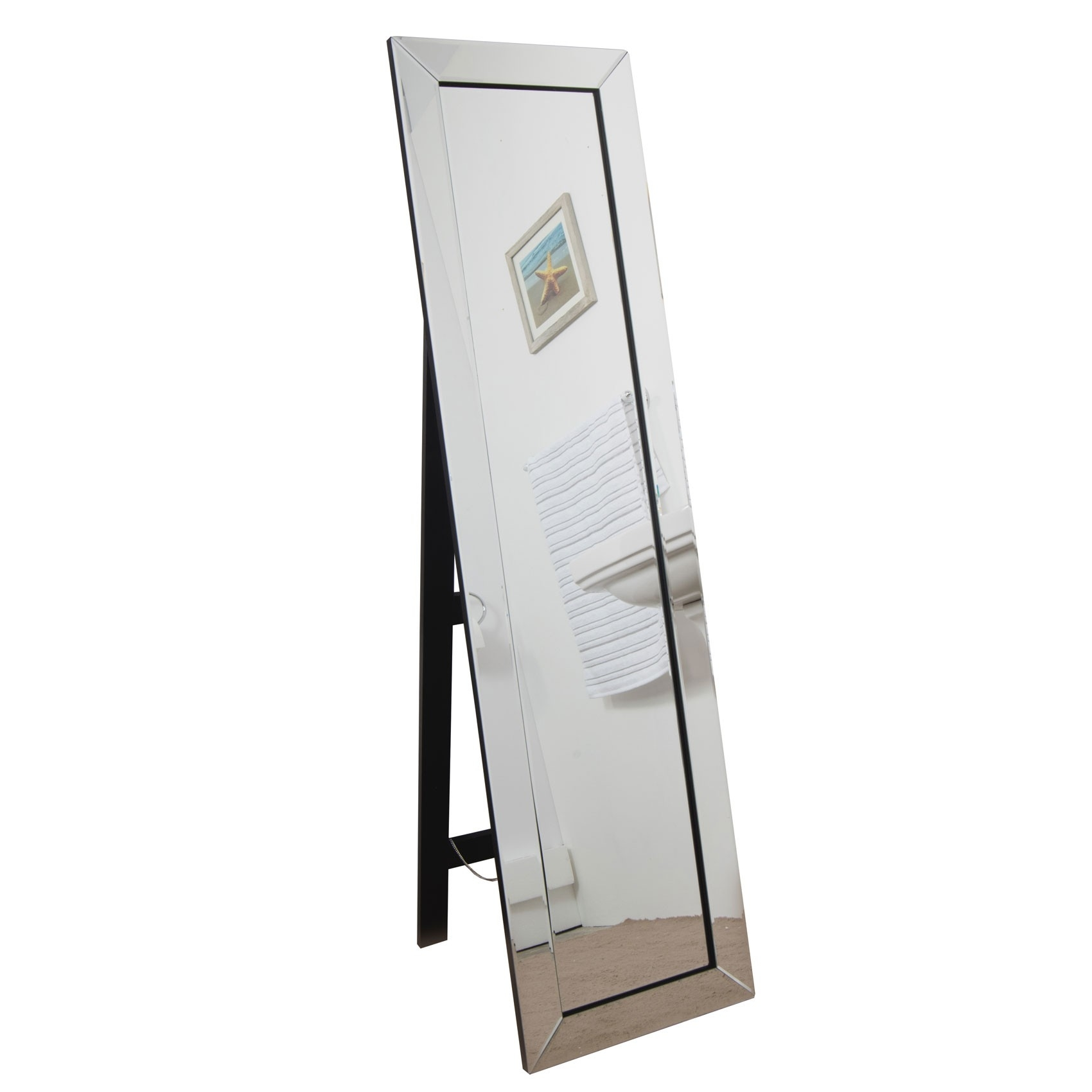 Bathroom Mirrors Category Pertaining To Dress Mirrors Free Standing (Image 5 of 15)