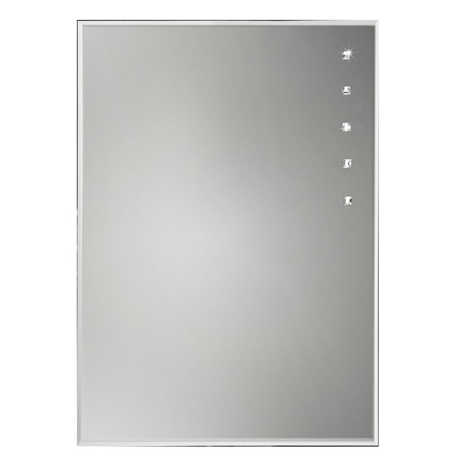 Bathroom Origins Vasic Florida 2 Designer Swarovski Bathroom Regarding Swarovski Mirrors (Image 3 of 15)
