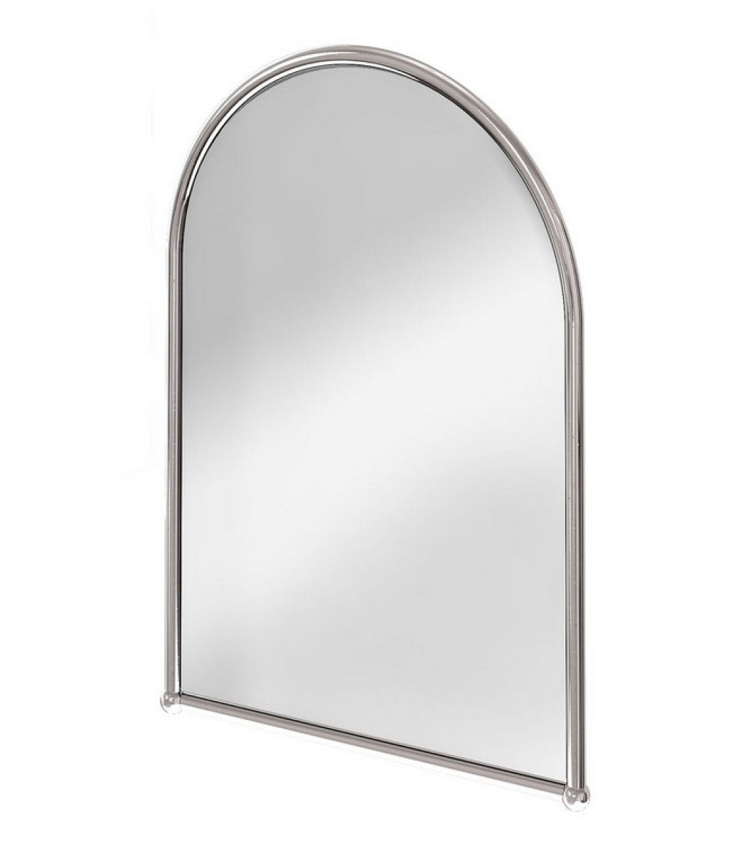 Bathroom White Arched Bathroom Mirrors Pictures Decorations With Arched Mirrors Bathroom (Image 9 of 15)