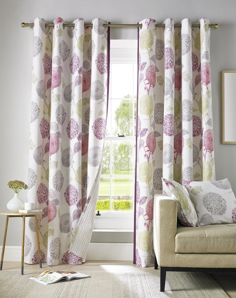 Bay Window Curtains Ready Made Cute Bay Window Curtain Ideas For Throughout Ready Made Curtains For Bay Windows (Image 2 of 15)