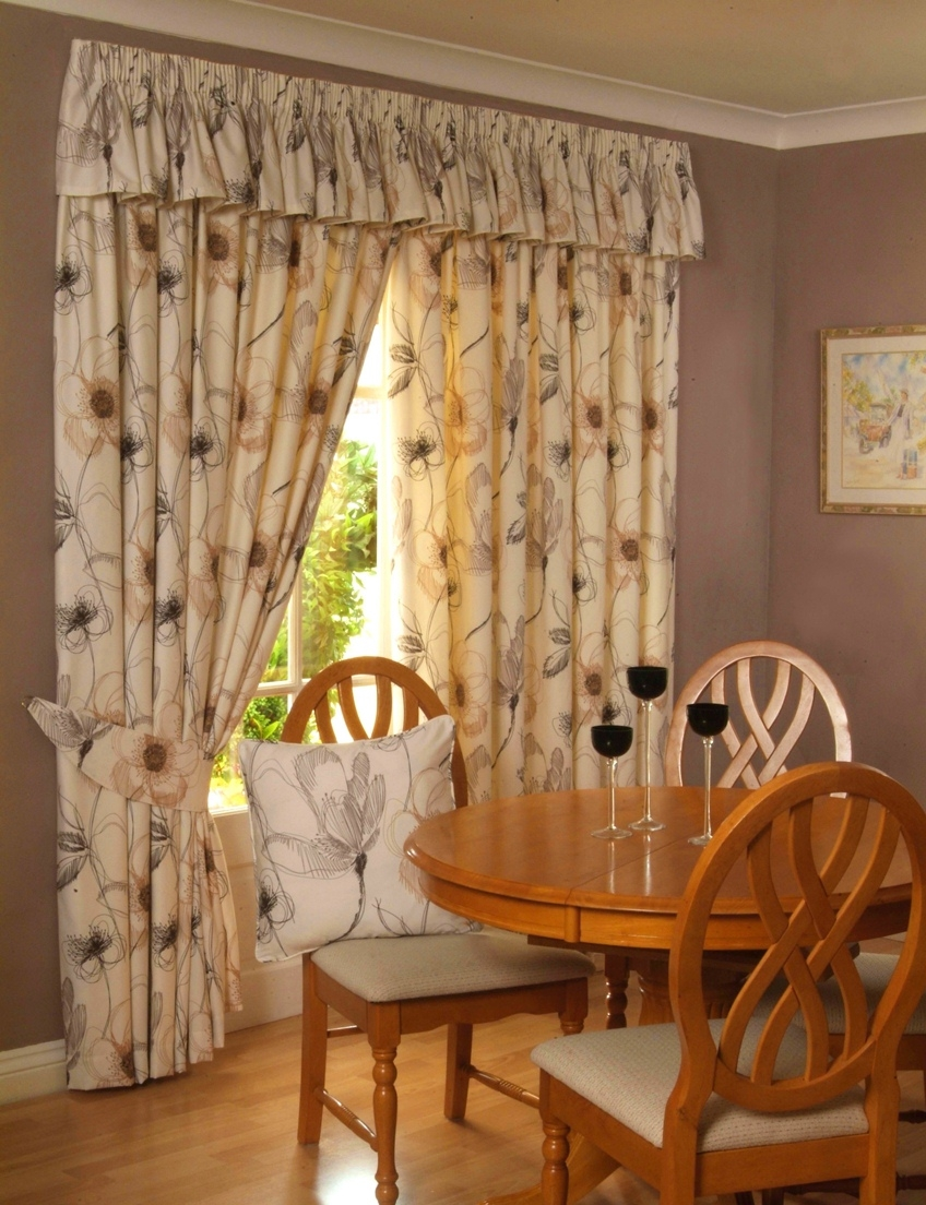 Bay Window Curtains Ready Made Cute Bay Window Curtain Ideas For With Ready Made Curtains For Bay Windows (Image 3 of 15)