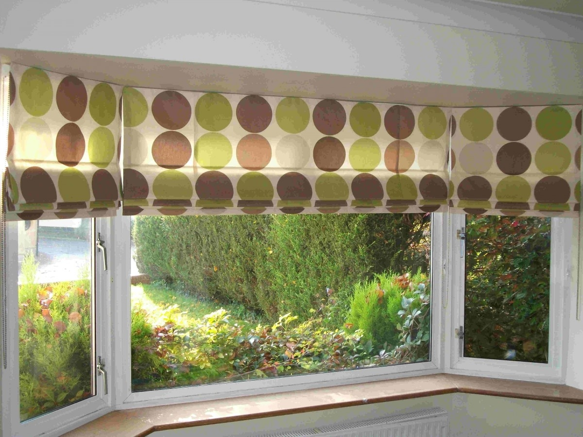 Beautiful Handmade Roman Blinds Proudly Made In Essex Intended For Handmade Roman Blinds (Image 1 of 15)