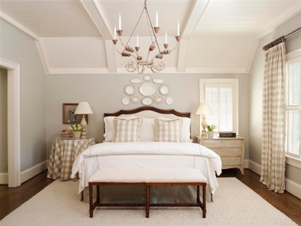 Bedroom Chandeliers For Low Ceilings Enhancing Bedrooms Ideas With Regard To Chandelier For Low Ceiling (Image 1 of 15)