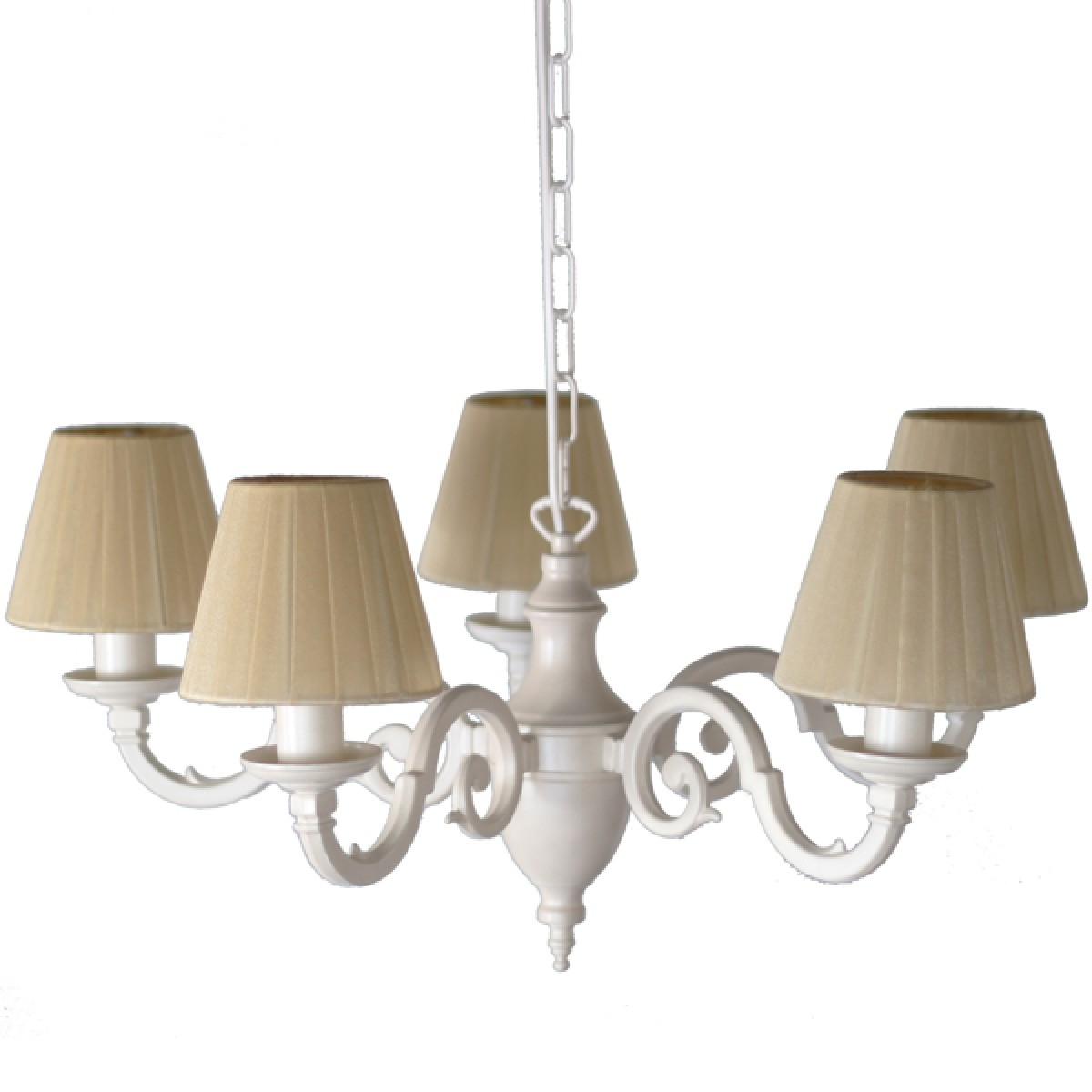 Bedroom Light Fitting Chandelier Pertaining To Cream Chandelier (Image 4 of 15)