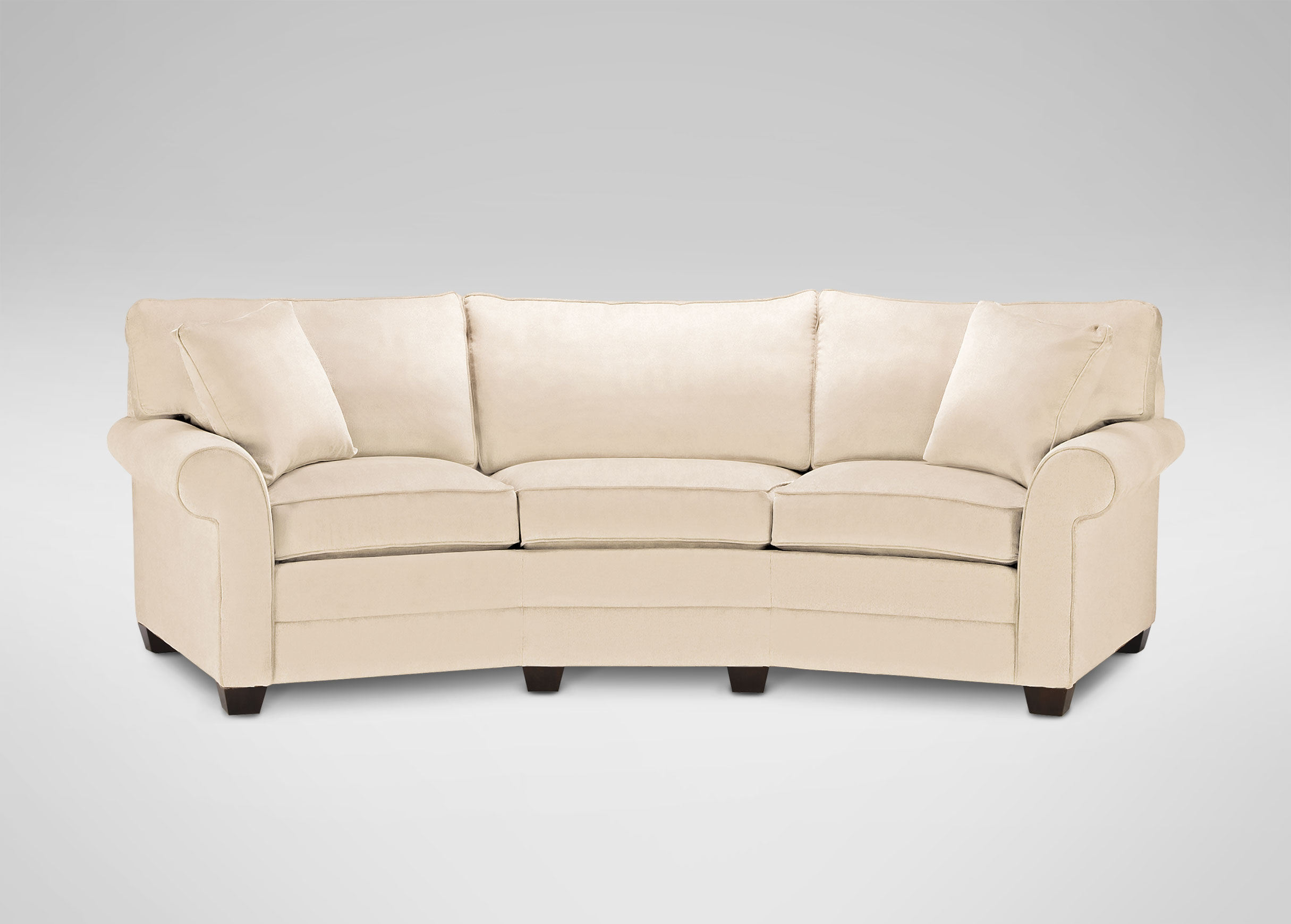 Bennett Conversation Sofa Sofas Loveseats Throughout Conversation Sofa Sectional (View 10 of 15)