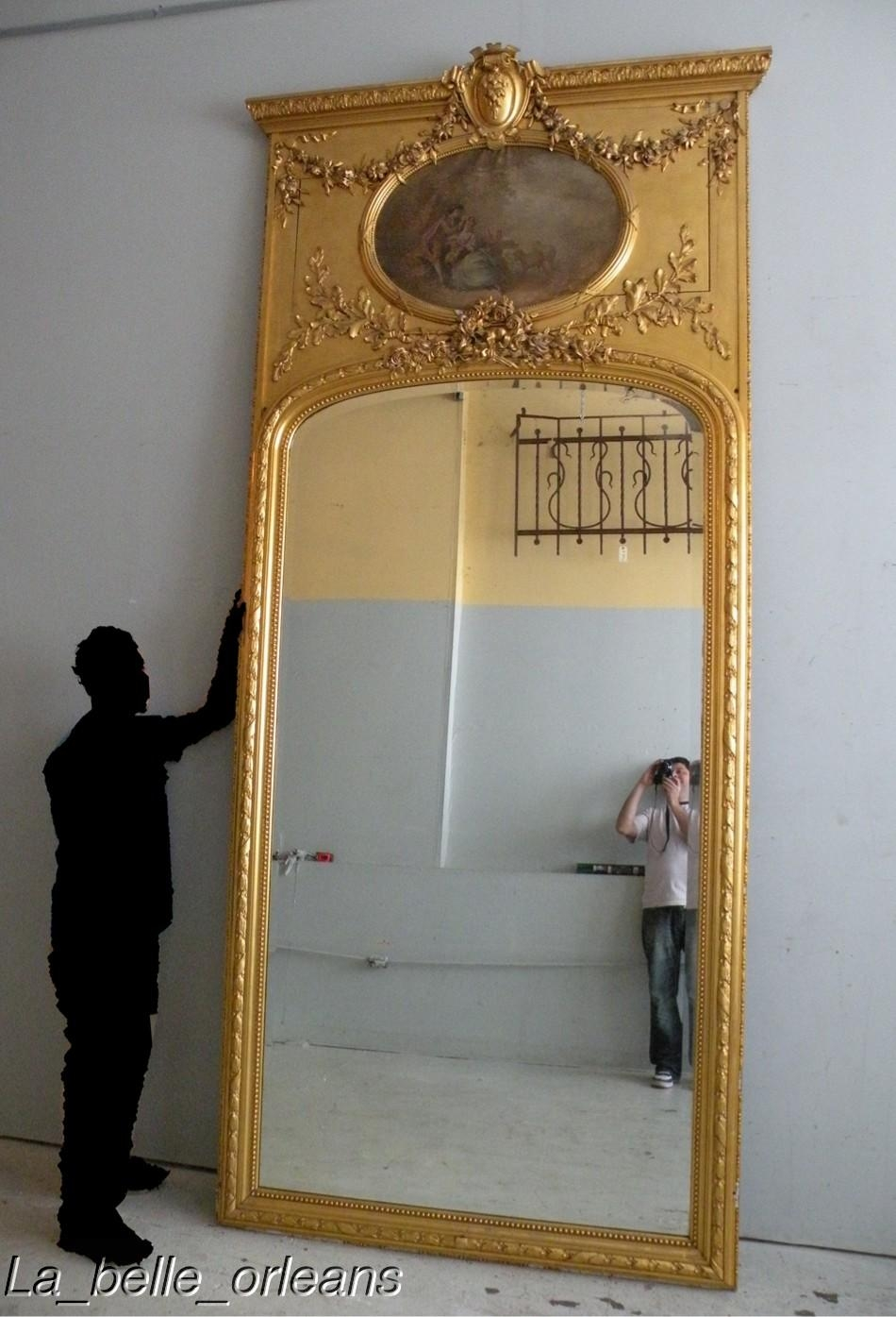 15 Collection Of Antique French Mirrors For Sale Mirror