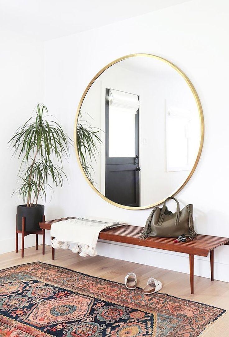 Best 20 Large Round Mirror Ideas On Pinterest Large Circle Intended For Very Large Round Mirror (View 12 of 15)