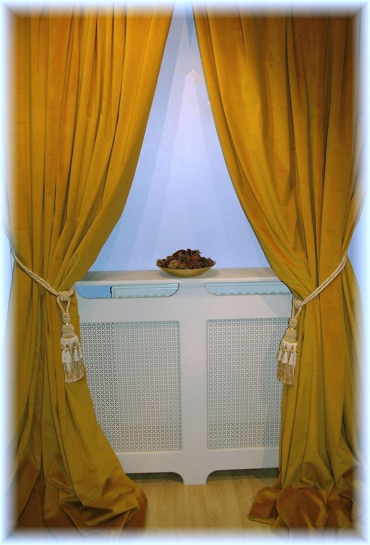 Best 20 Velvet Curtains Ideas On Pinterest Blue Velvet Curtains Regarding Yellow Velvet Curtains (Image 9 of 15)