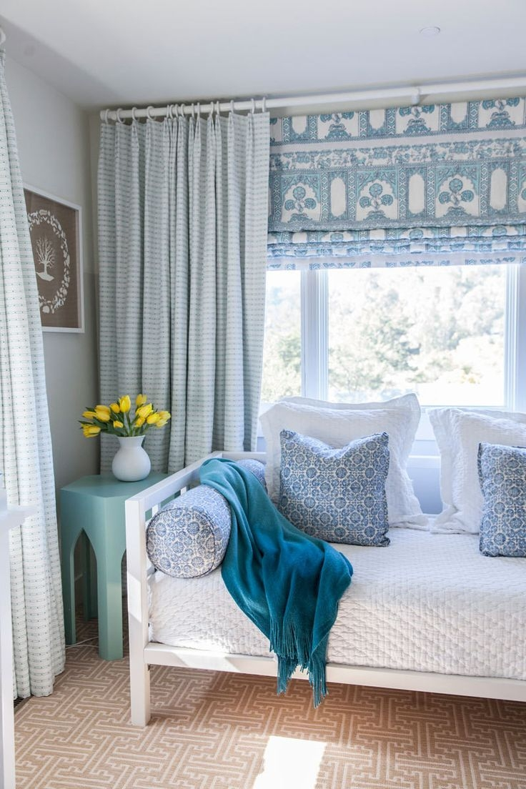 Best 25 Blue Bedroom Curtains Ideas On Pinterest Blue Bedroom With Blue Bedroom Curtains (Image 5 of 15)