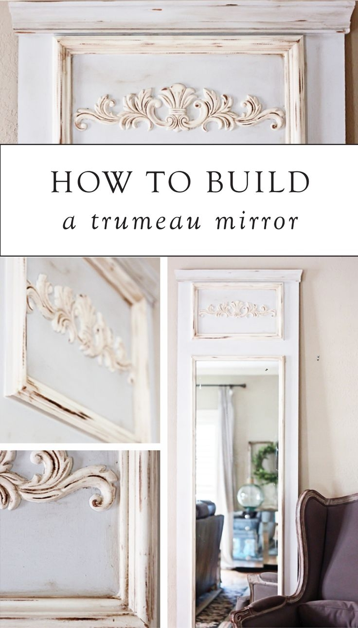 Best 25 French Home Decor Ideas On Pinterest Intended For French Inspired Mirrors (Image 4 of 15)
