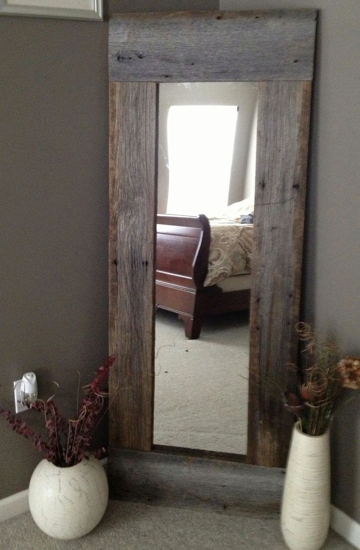 Best 25 Full Length Mirrors Ideas On Pinterest For Long Length Mirror (Image 3 of 15)