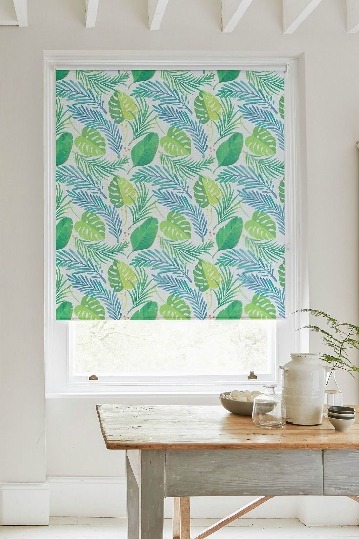 Best 25 Green Roller Blinds Ideas On Pinterest Green Kitchen Inside Green Roller Blinds (Image 1 of 15)
