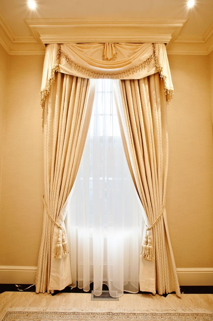 Featured Image of Luxury Curtains