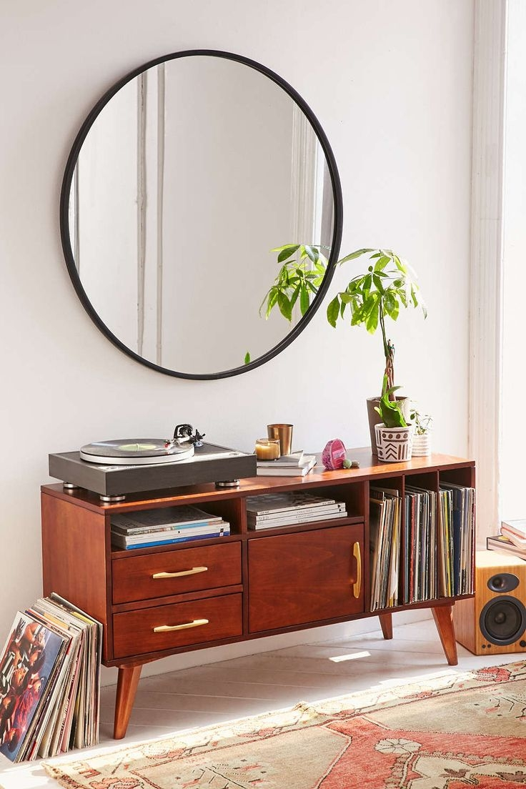 Best 25 Round Wall Mirror Ideas On Pinterest Large Round Wall Regarding Mirror Circles For Walls (View 12 of 15)