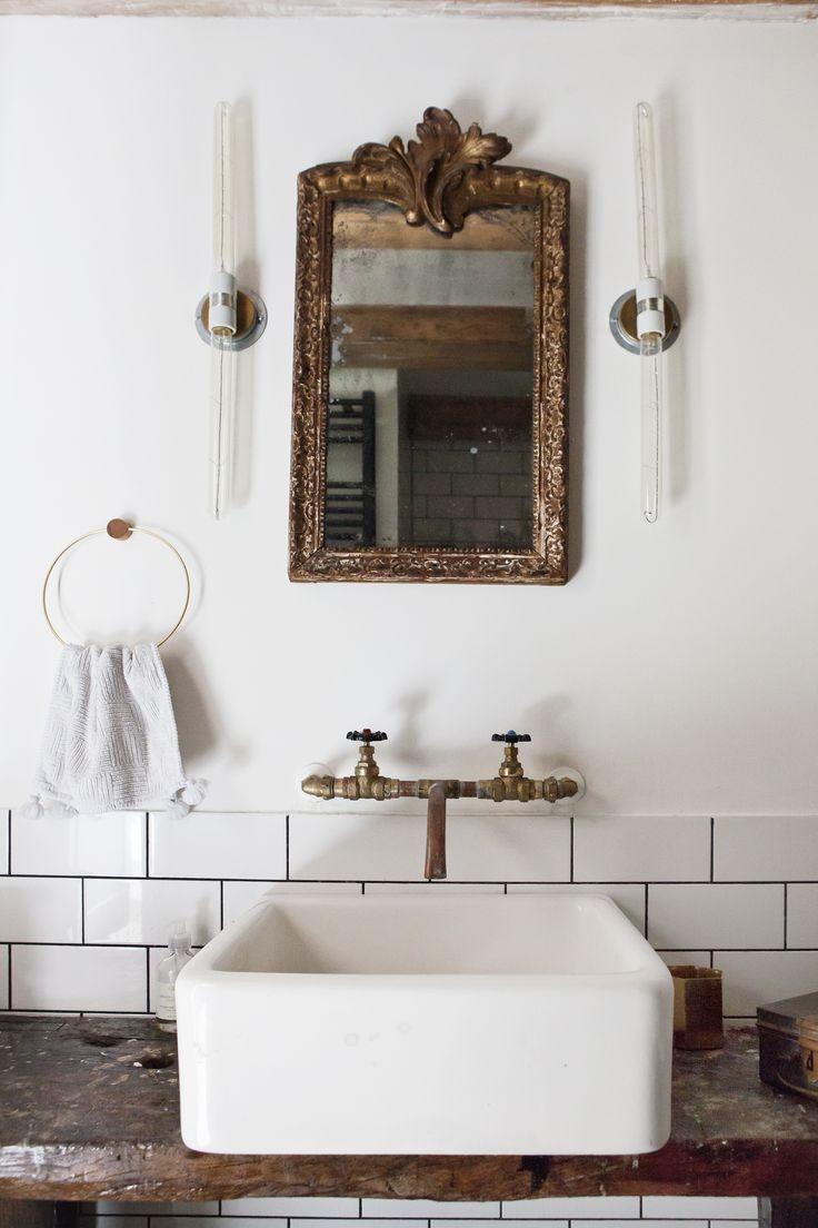 Best 25 Vintage Bathroom Mirrors Ideas On Pinterest Regarding Vintage Style Bathroom Mirror (Image 2 of 15)