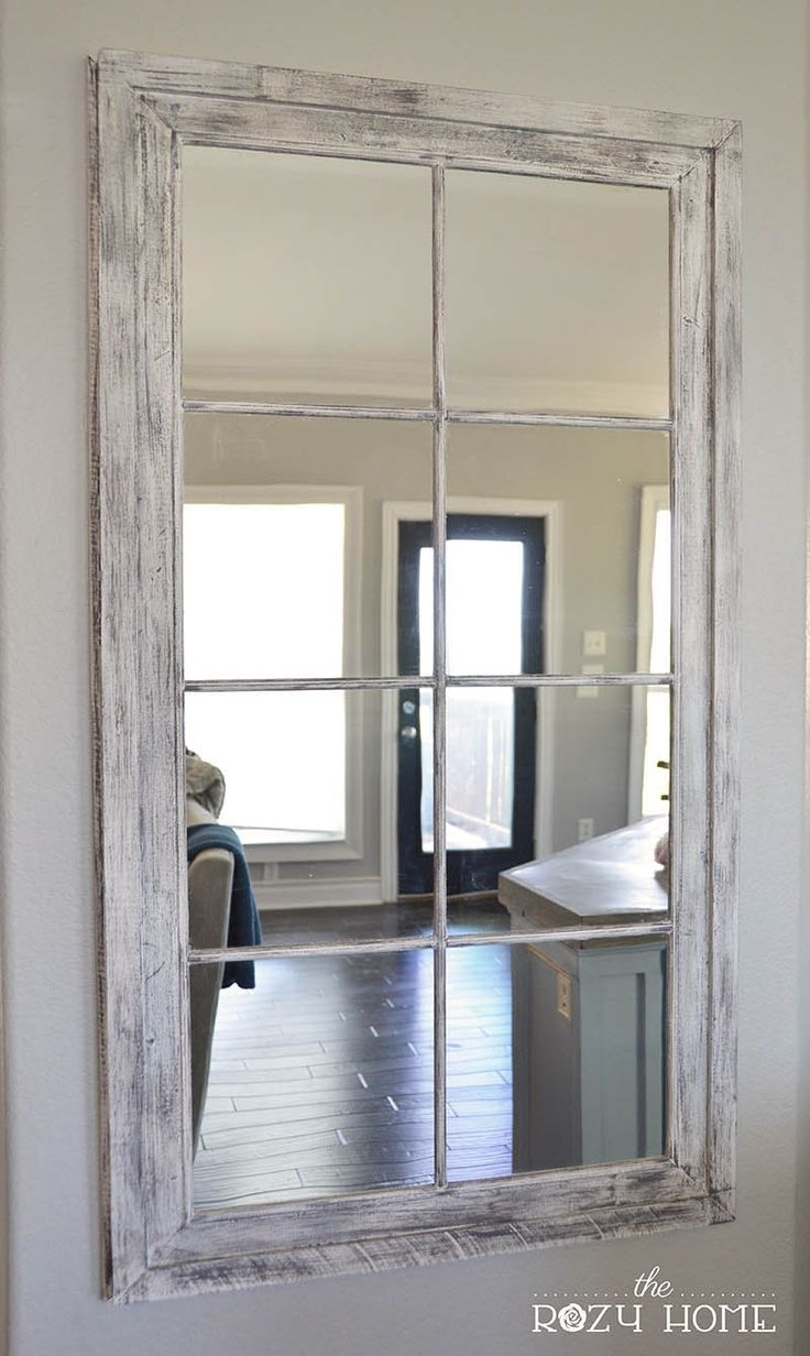 Best 25 Window Mirror Ideas On Pinterest For Funky Wall Mirrors Image 2 Of 15