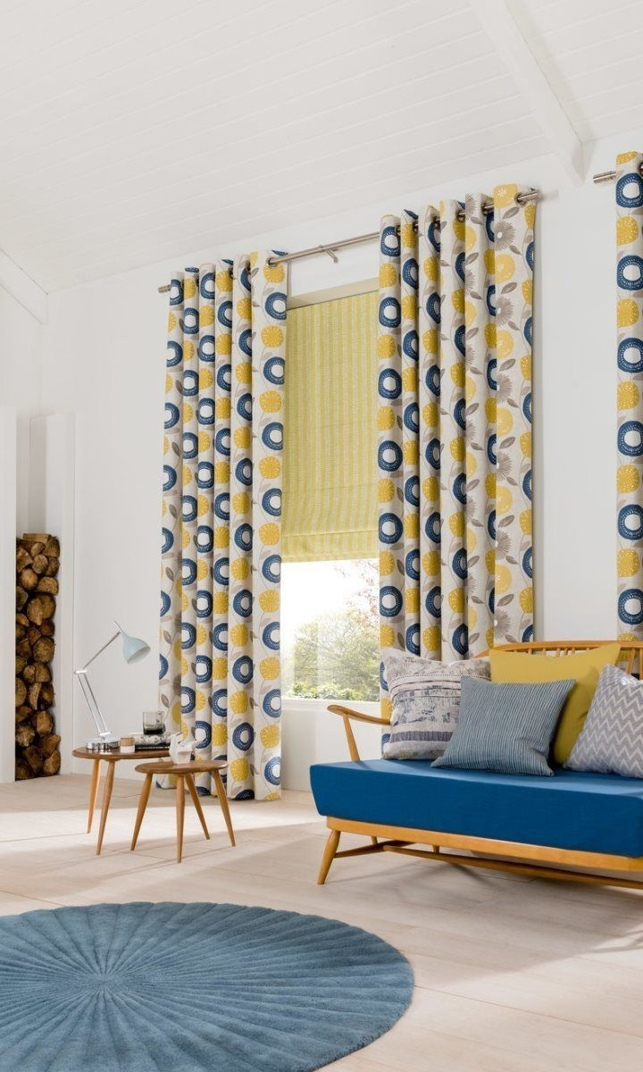 Best 25 Yellow Roman Blinds Ideas On Pinterest Yellow Kitchen Intended For Yellow Roman Blinds (Image 1 of 15)