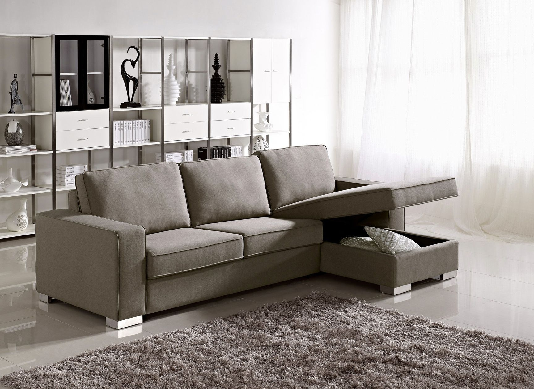 Best Apartment Sectional Sofa Images Daclahepco Daclahepco Inside Apartment Sofa Sectional (Image 4 of 15)