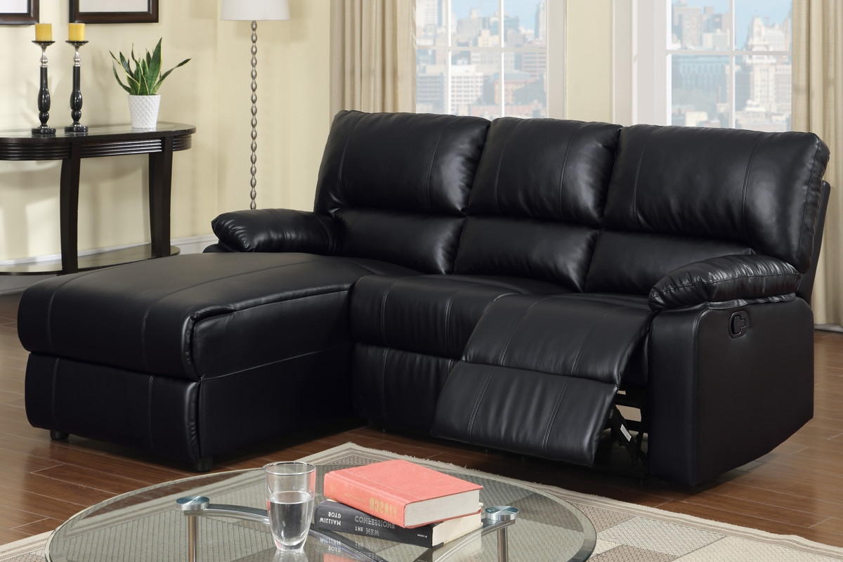 Best Apartment Size Leather Sectional Ideas Armadasolutionsco Inside Apartment Sectional Sofa With Chaise (Image 7 of 15)