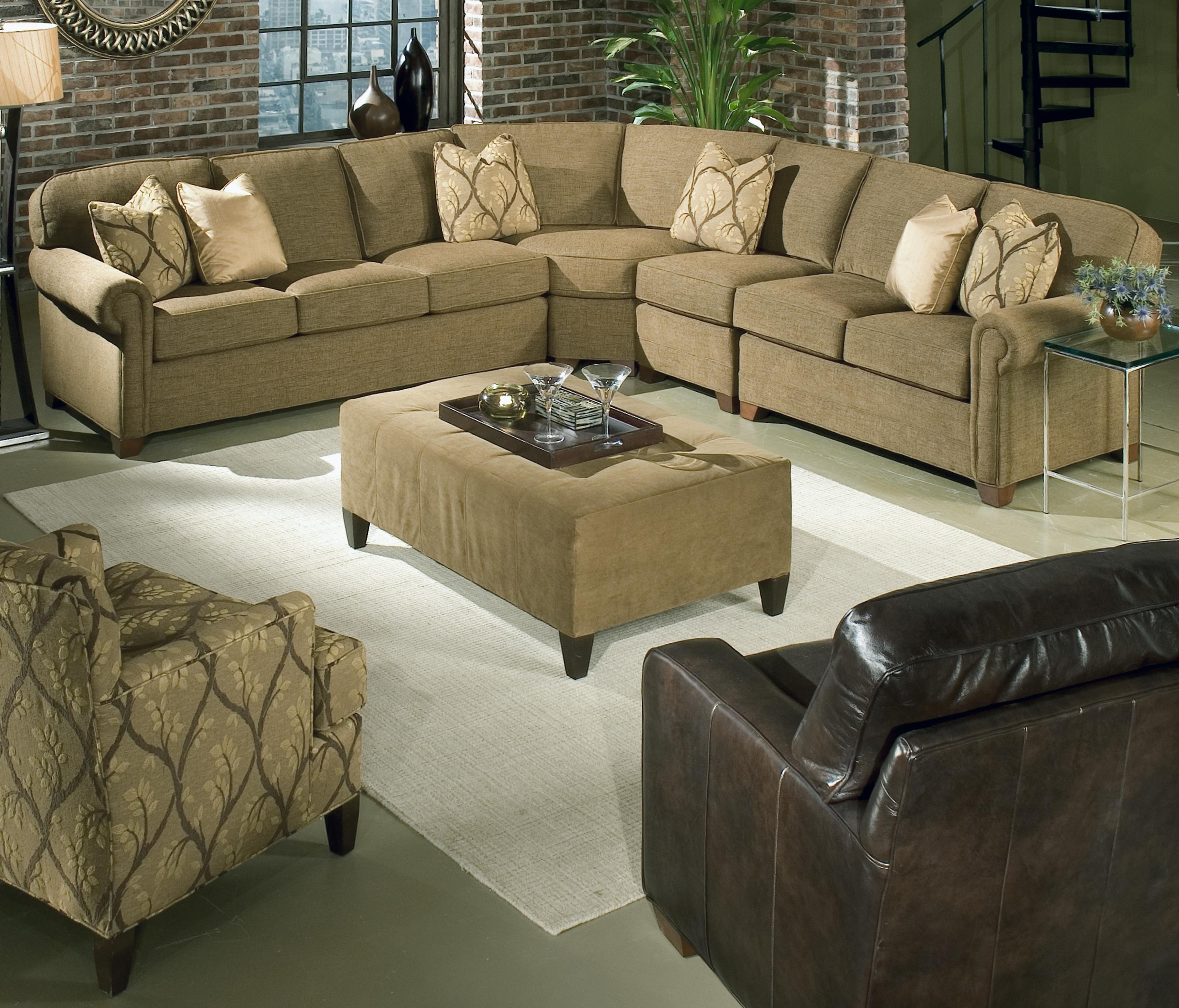 Best Customized Sectional Sofa 83 About Remodel Media Room Pertaining To Customized Sofas (Image 3 of 15)