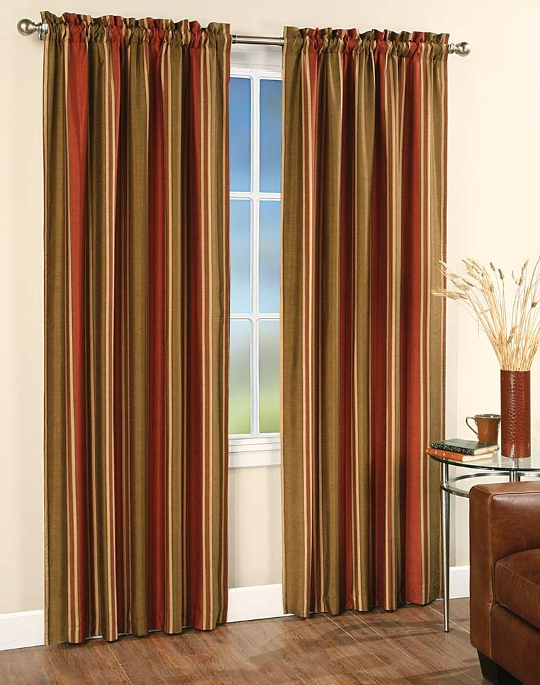 Best Ideas About Striped Shower Curtains On Pinterest Sewing For Silky Curtains (Image 2 of 15)