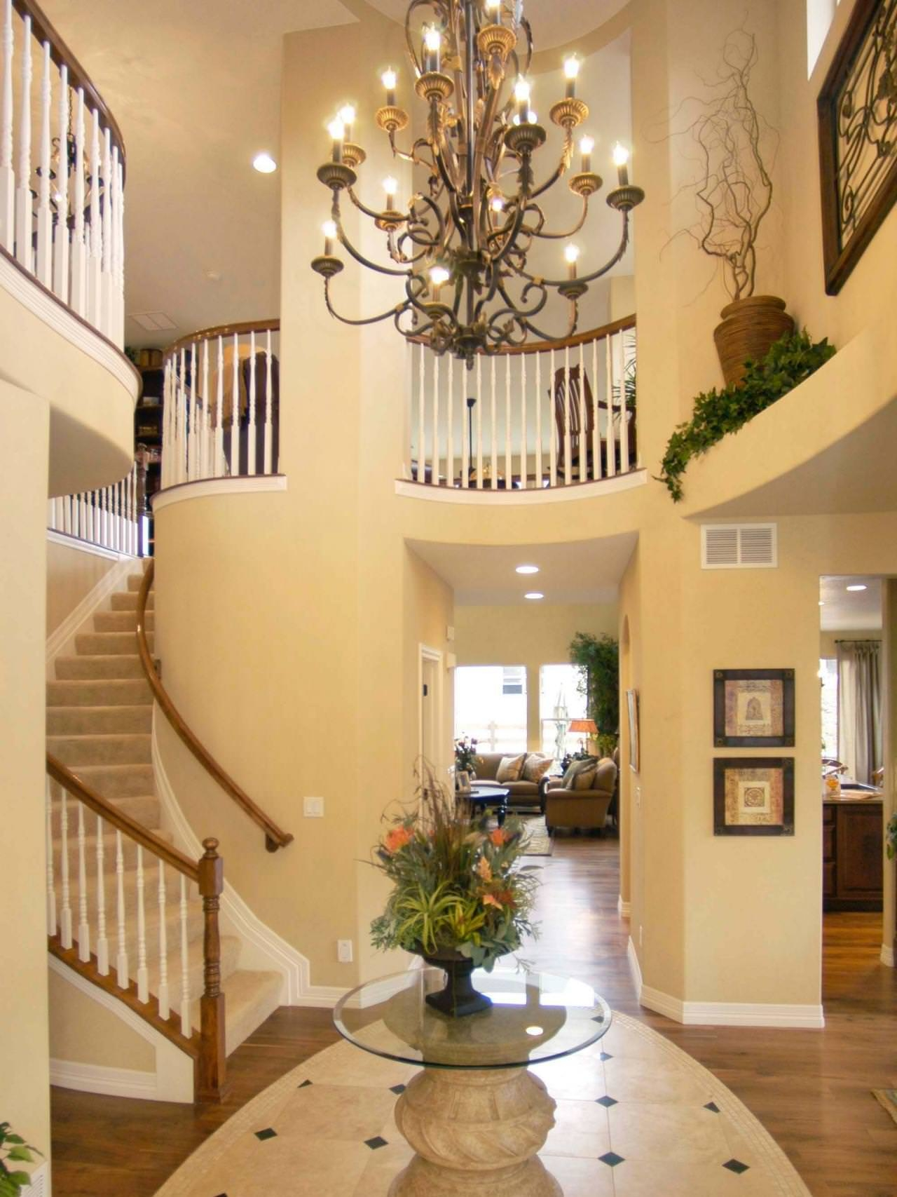 Best Light Fixtures For Hallways Ideas Inside Small Hallway Chandeliers (Image 3 of 15)