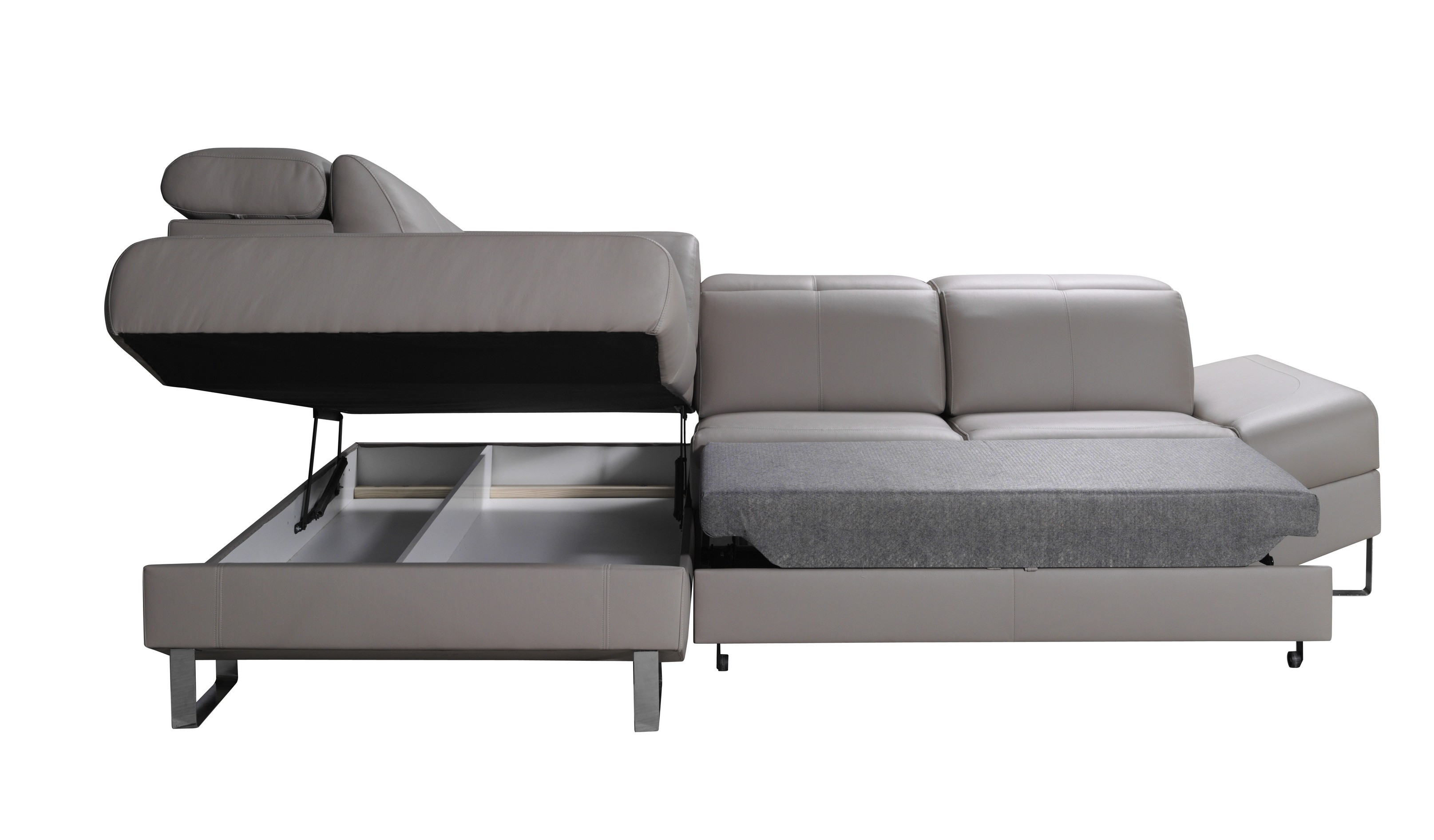 Best Sofa Sectional Sleeper Cool Home Design Inspiration With Regarding Cool Sleeper Sofas (Image 5 of 15)