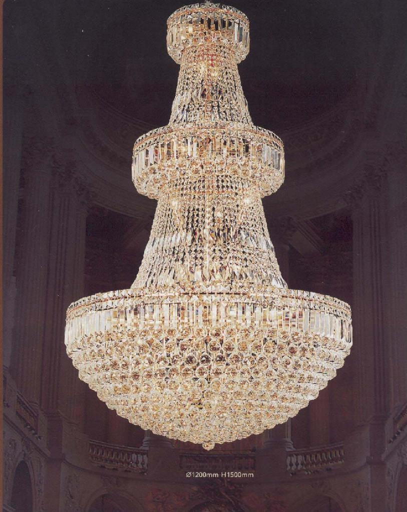 Big Chandelier Best About Remodel Home Designing Inspiration With For Big Chandeliers (Image 2 of 15)