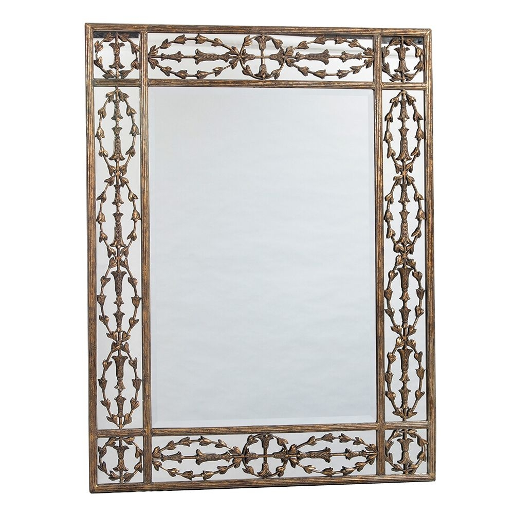 Big Mirror Frames Huge Wall Mirror With Silver Frame Wall Mirrors Within Large Bronze Mirror (Image 3 of 15)